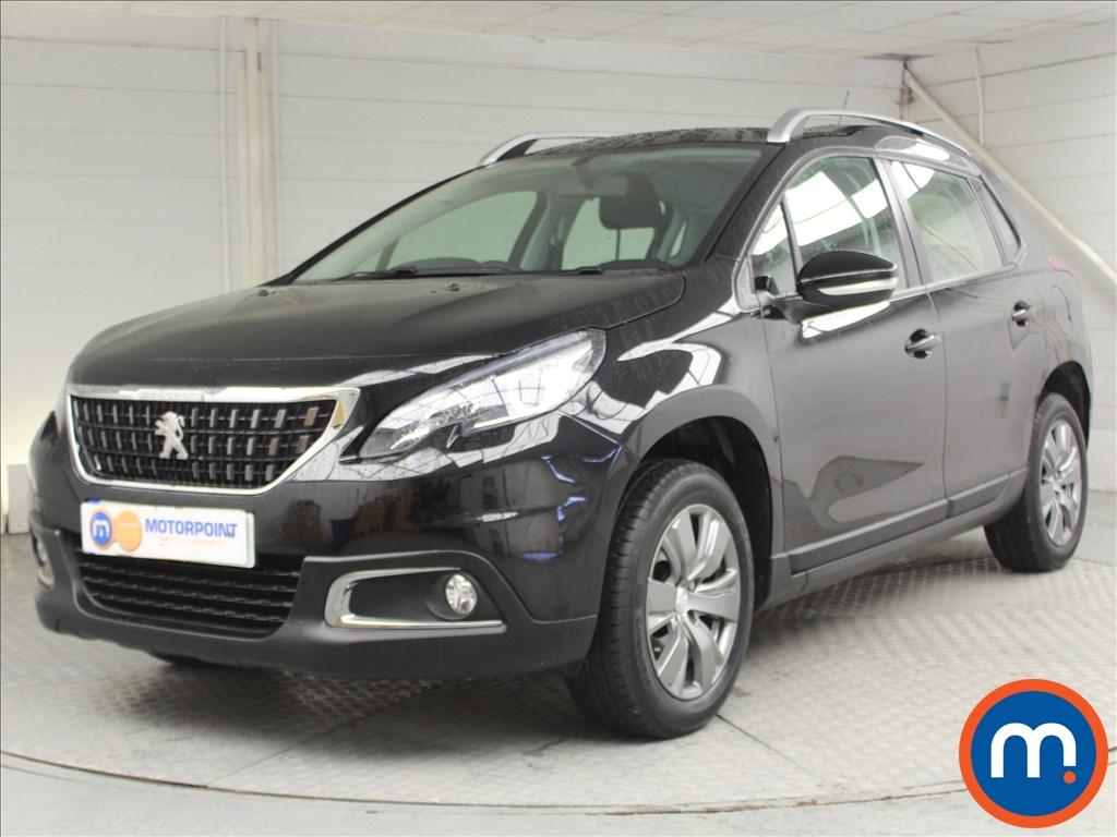Peugeot 2008 Active - Stock Number 1060095 Passenger side front corner