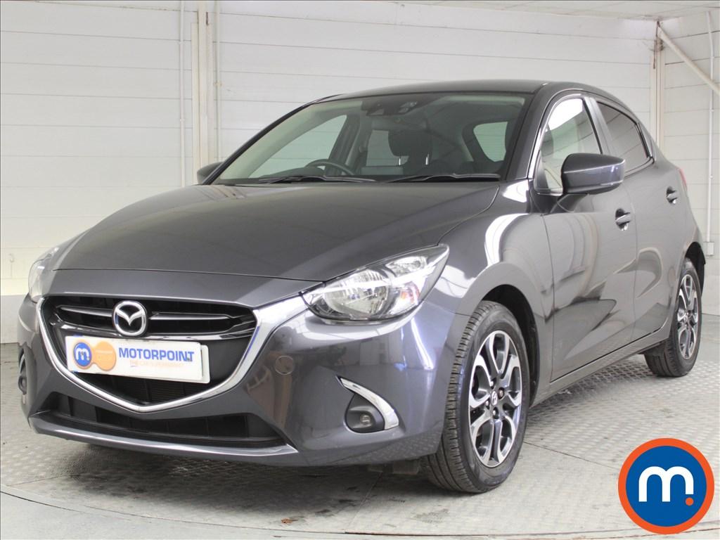 Mazda 2 Sport - Stock Number 1058637 Passenger side front corner