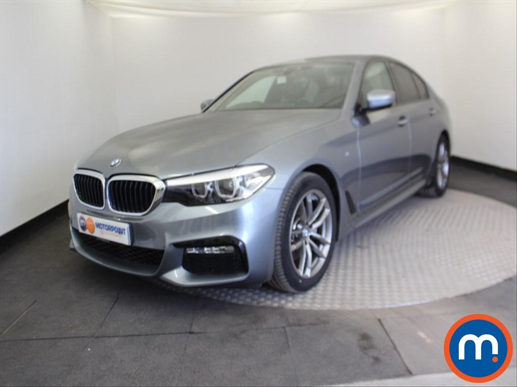 BMW 5 Series M Sport - Stock Number 1046967 Passenger side front corner
