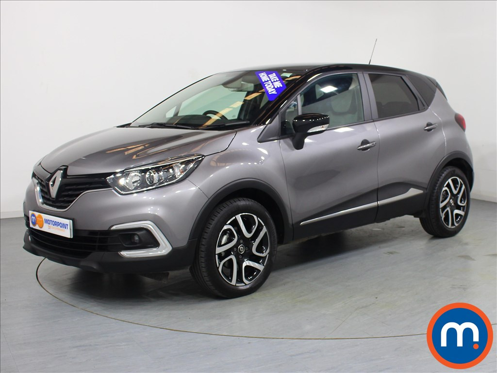 Renault Captur Iconic - Stock Number 1059559 Passenger side front corner