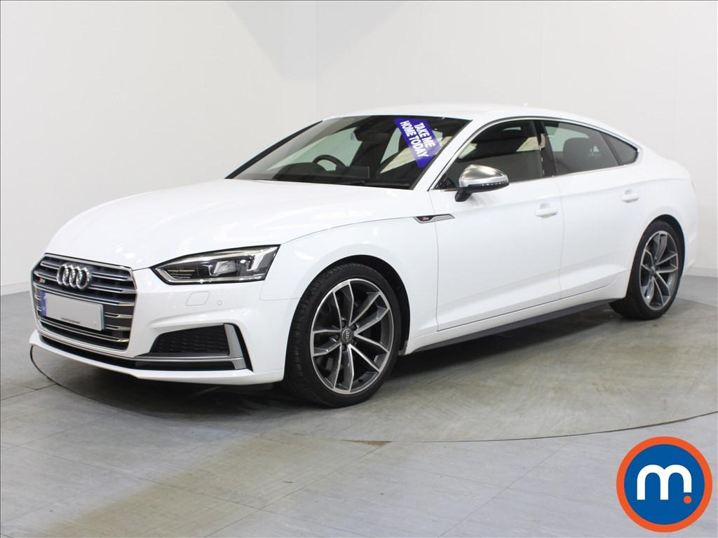 Audi A5 S5 - Stock Number 1057540 Passenger side front corner