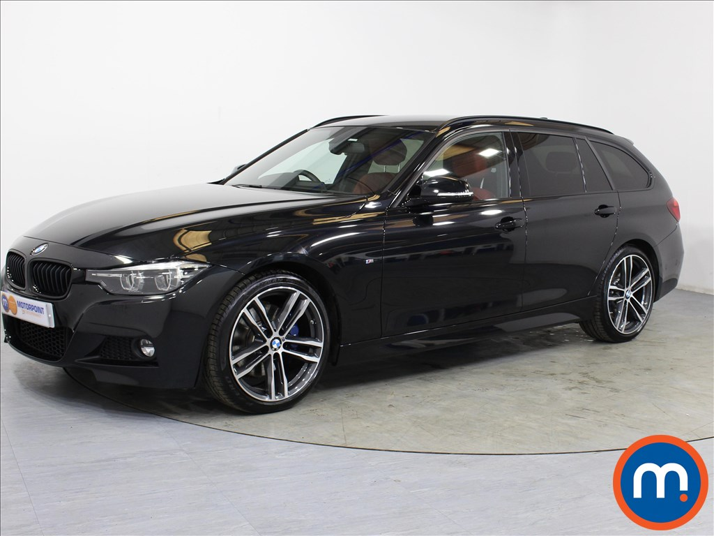 BMW 3 Series M Sport Shadow Edition - Stock Number 1057699 Passenger side front corner