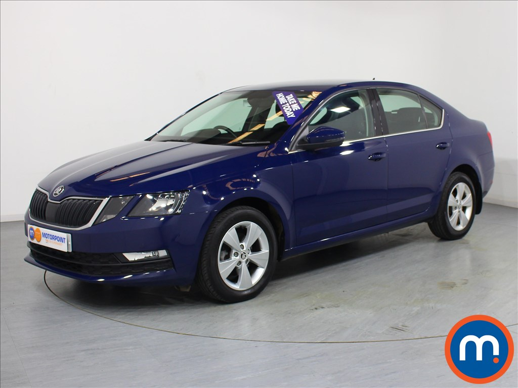 Skoda Octavia SE Technology - Stock Number 1059526 Passenger side front corner