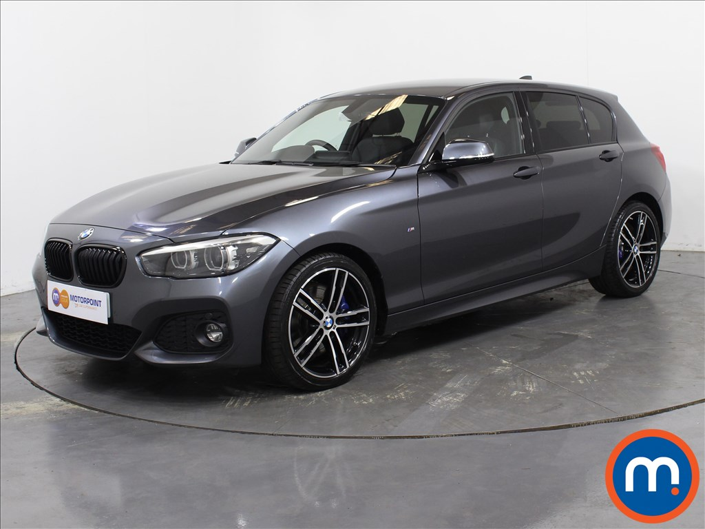 BMW 1 Series M Sport Shadow Edition - Stock Number 1059407 Passenger side front corner