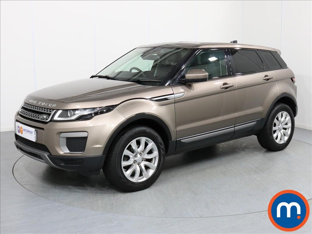 Land Rover Range Rover Evoque SE - Stock Number 1060470 Passenger side front corner