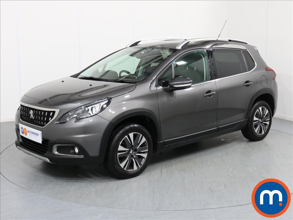 Peugeot 2008 Allure - Stock Number 1062220 Passenger side front corner