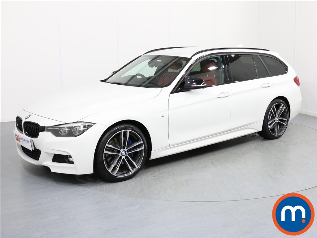 BMW 3 Series M Sport Shadow Edition - Stock Number 1057726 Passenger side front corner