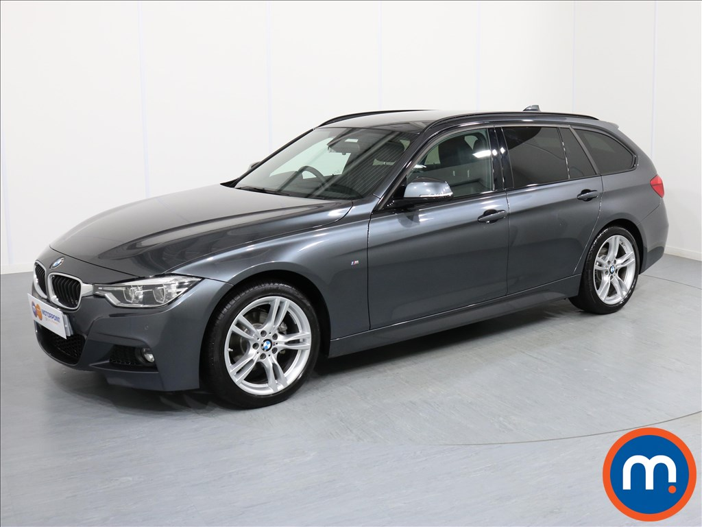 BMW 3 Series M Sport - Stock Number 1060284 Passenger side front corner