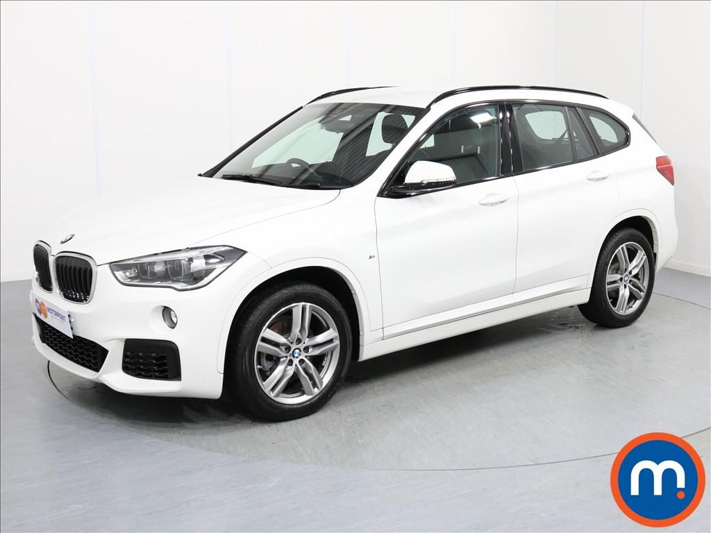 BMW X1 M Sport - Stock Number 1056422 Passenger side front corner