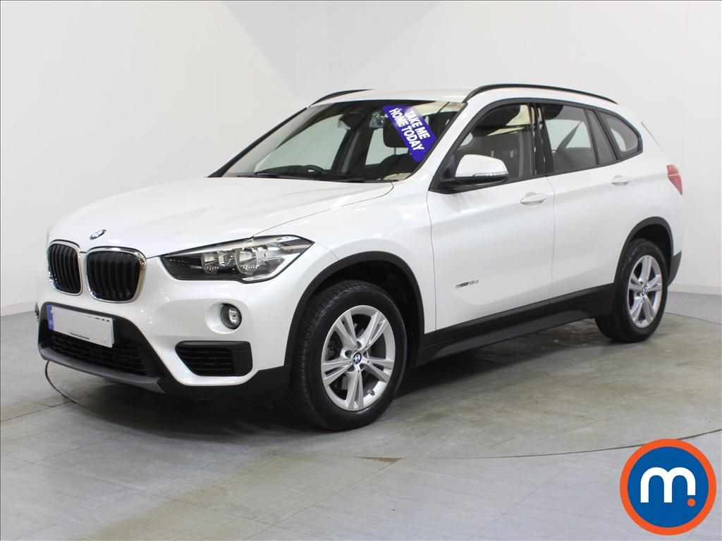 BMW X1 SE - Stock Number 1061720 Passenger side front corner