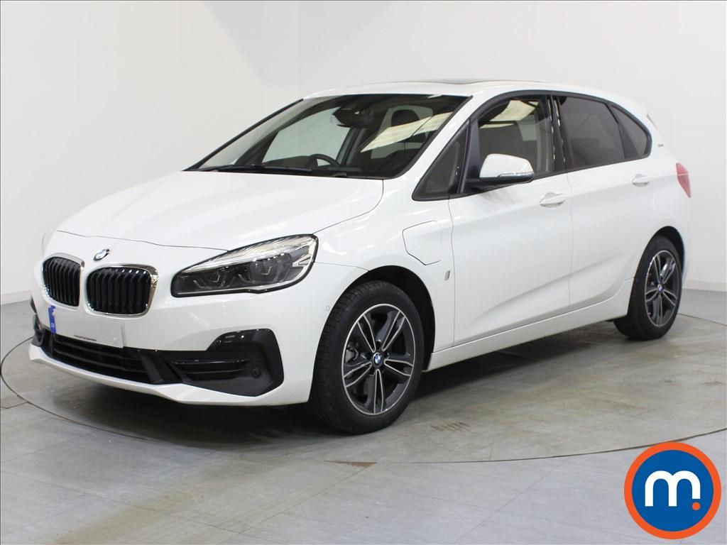 BMW 2 Series Sport Premium - Stock Number 1060289 Passenger side front corner