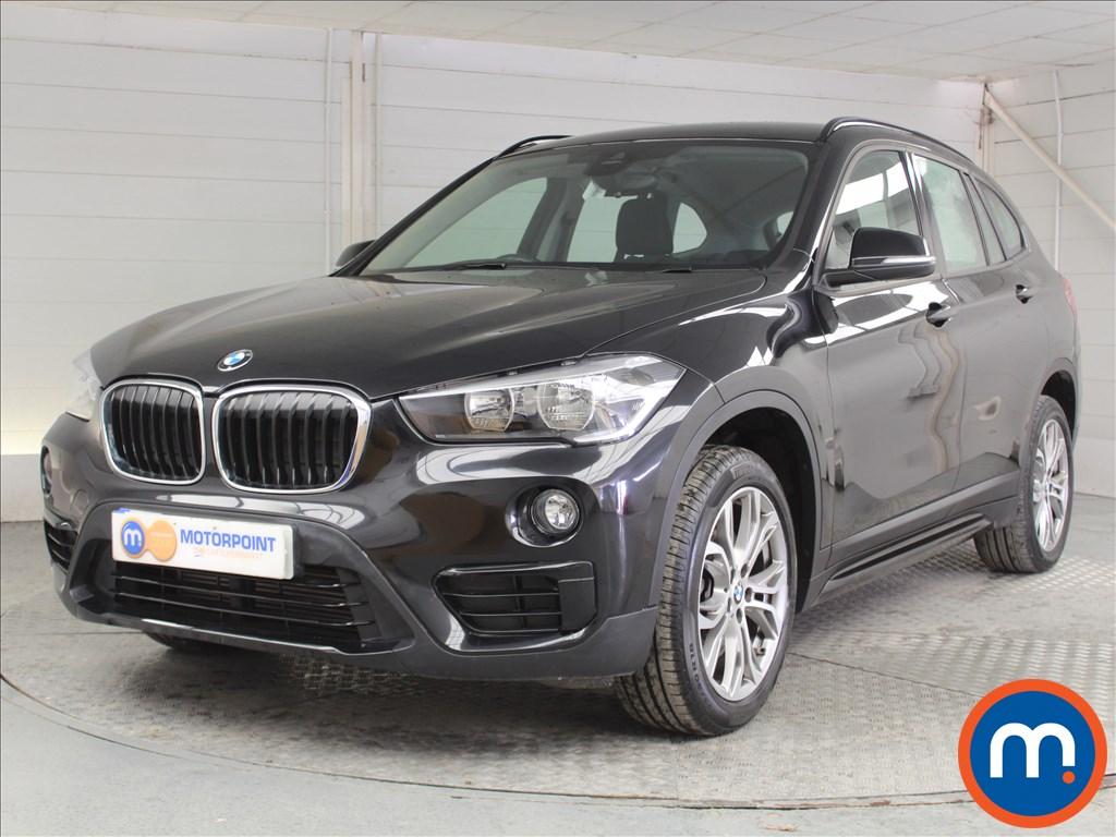 BMW X1 Sport - Stock Number 1061003 Passenger side front corner