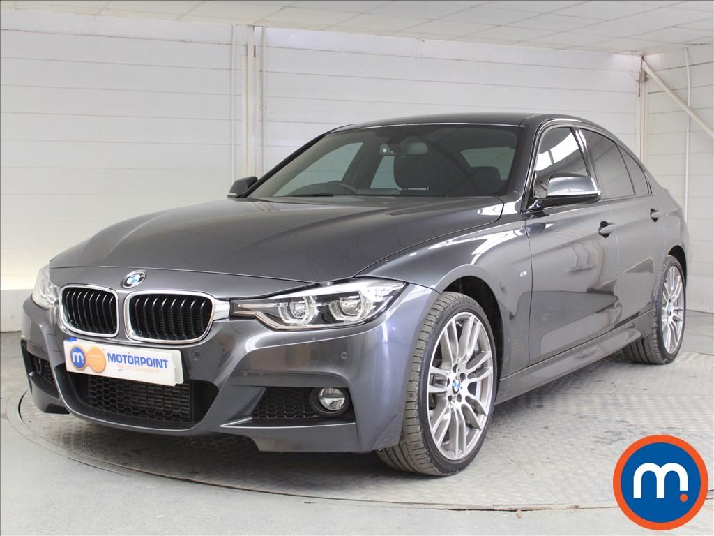 BMW 3 Series M Sport - Stock Number 1061642 Passenger side front corner