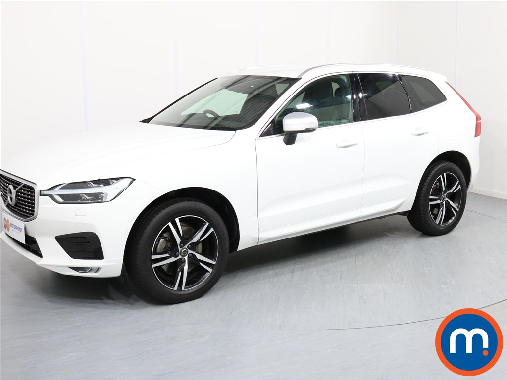 Volvo Xc60 R DESIGN - Stock Number 1059659 Passenger side front corner