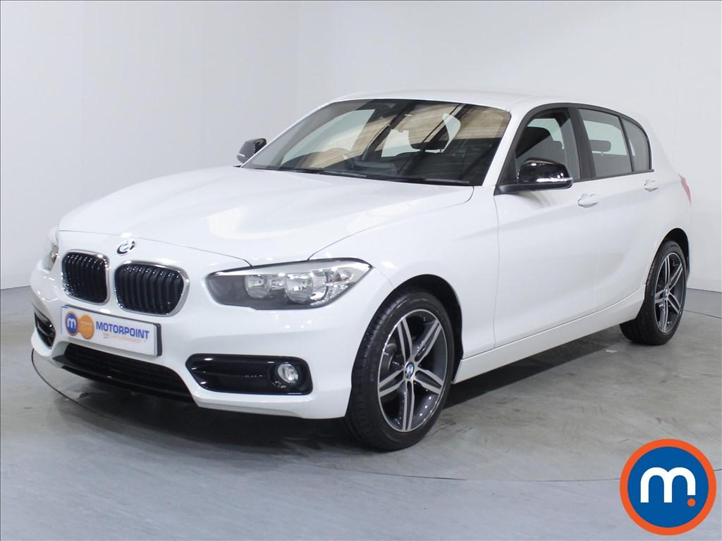 BMW 1 Series Sport - Stock Number 1059254 Passenger side front corner