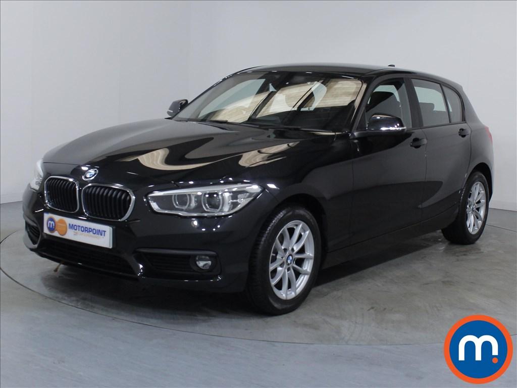 BMW 1 Series SE Business - Stock Number 1059903 Passenger side front corner