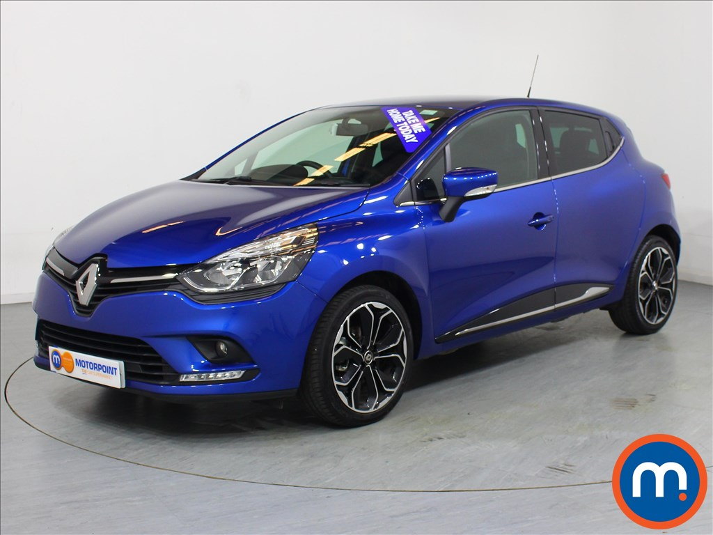 Renault Clio Iconic - Stock Number 1052370 Passenger side front corner