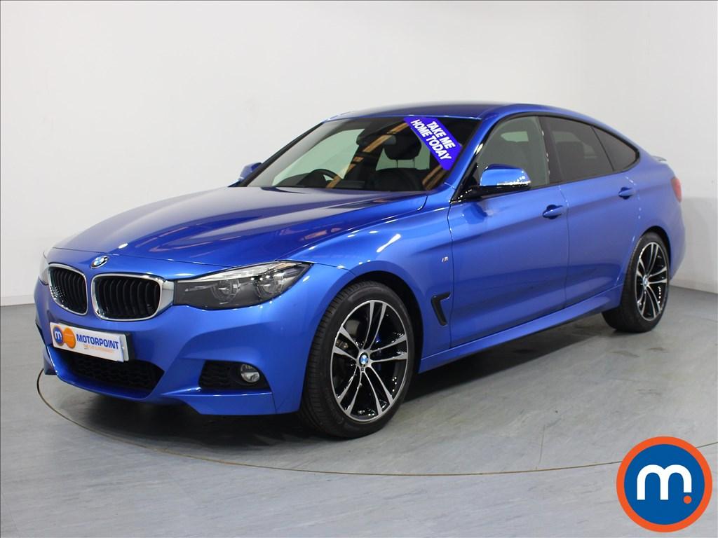 BMW 3 Series M Sport - Stock Number 1058931 Passenger side front corner