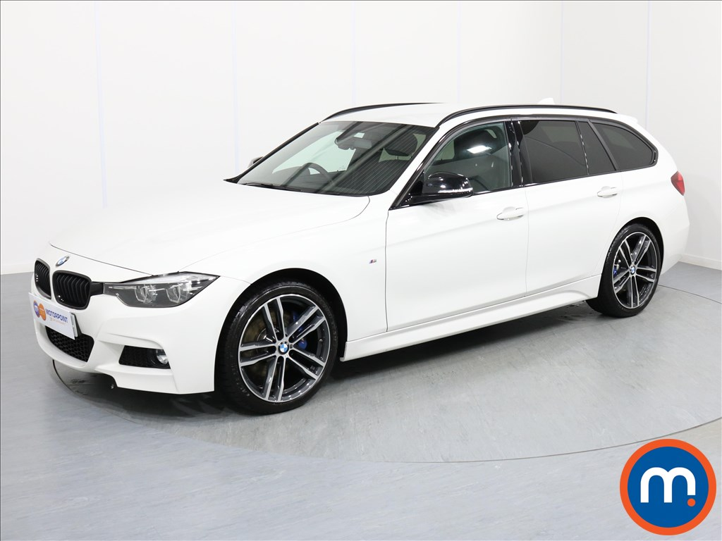 BMW 3 Series M Sport Shadow Edition - Stock Number 1057836 Passenger side front corner