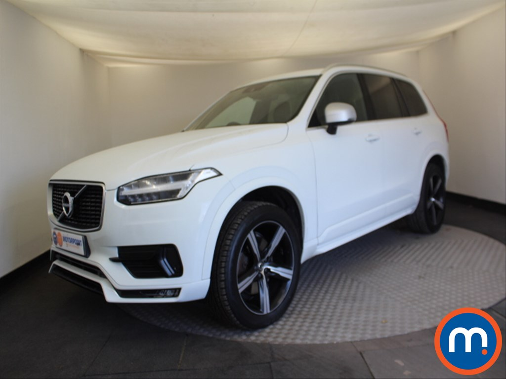 Volvo Xc90 R DESIGN - Stock Number 1061879 Passenger side front corner
