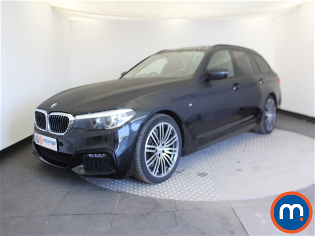 BMW 5 Series M Sport - Stock Number 1059457 Passenger side front corner