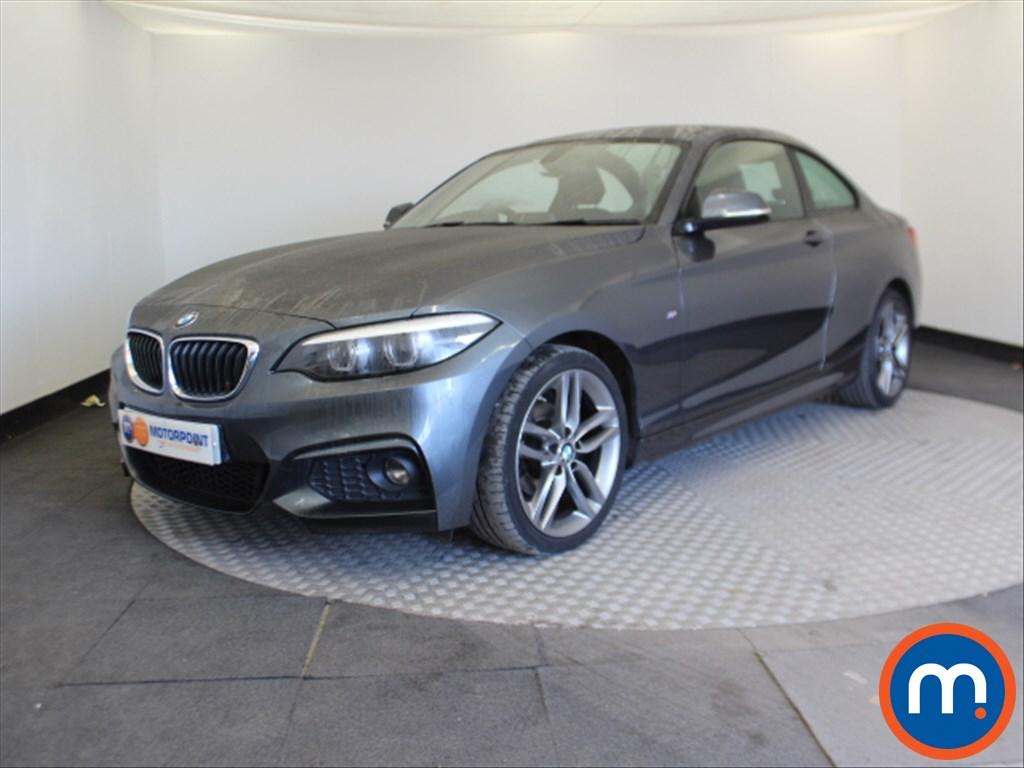 BMW 2 Series M Sport - Stock Number 1061739 Passenger side front corner