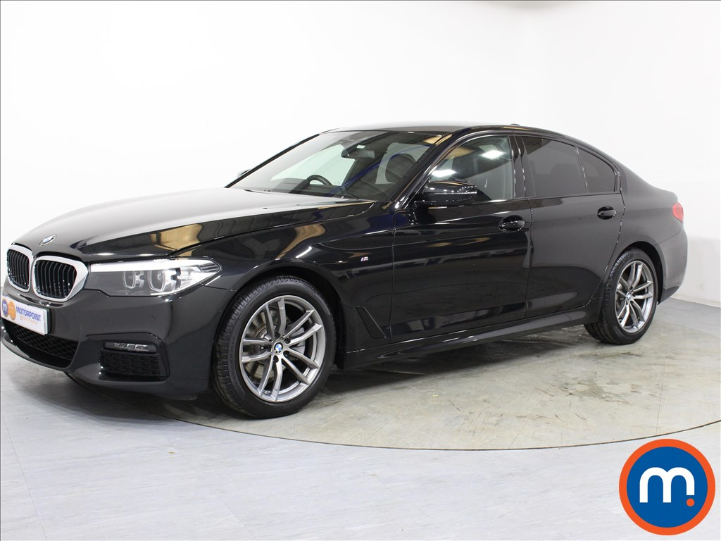 BMW 5 Series M Sport - Stock Number 1056494 Passenger side front corner
