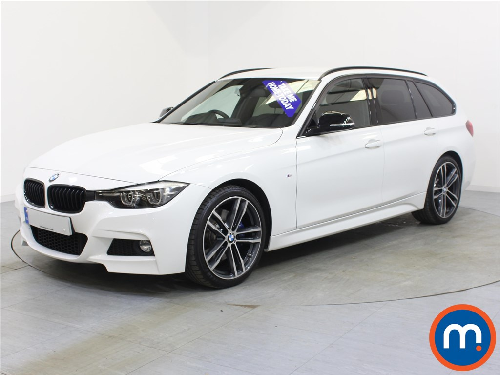BMW 3 Series M Sport Shadow Edition - Stock Number 1057727 Passenger side front corner