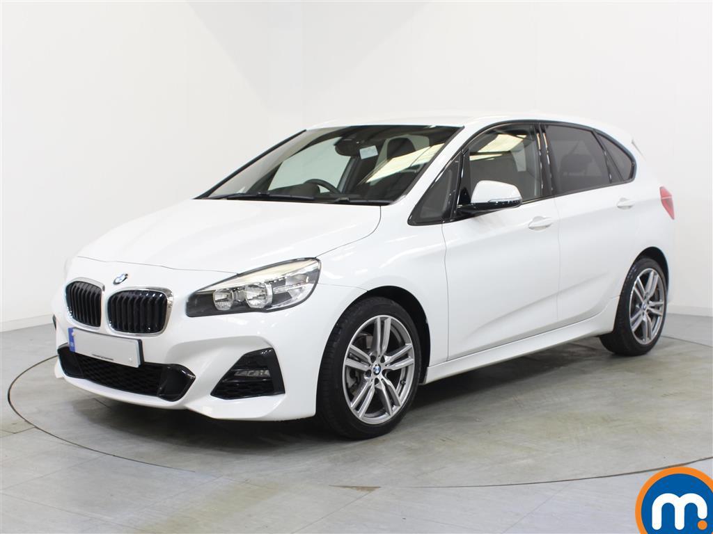 BMW 2 Series M Sport - Stock Number 1058582 Passenger side front corner