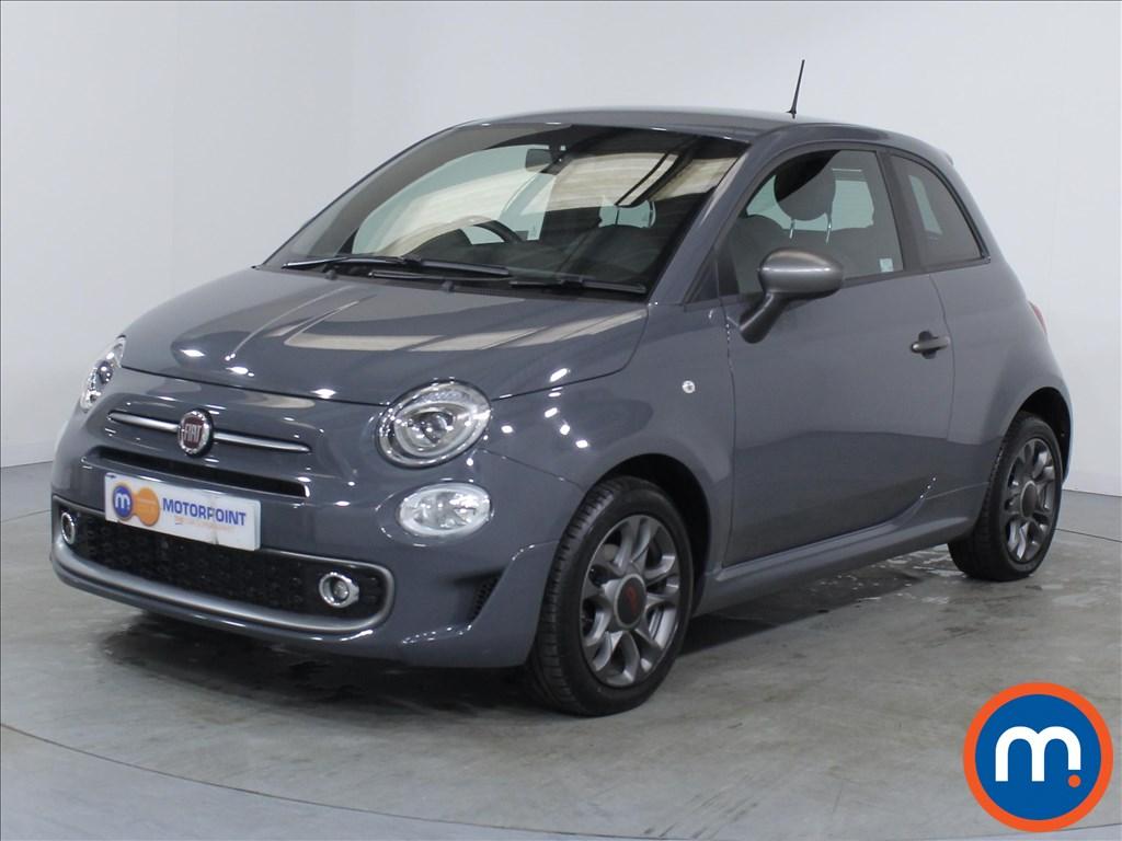 Fiat 500 S - Stock Number 1058941 Passenger side front corner