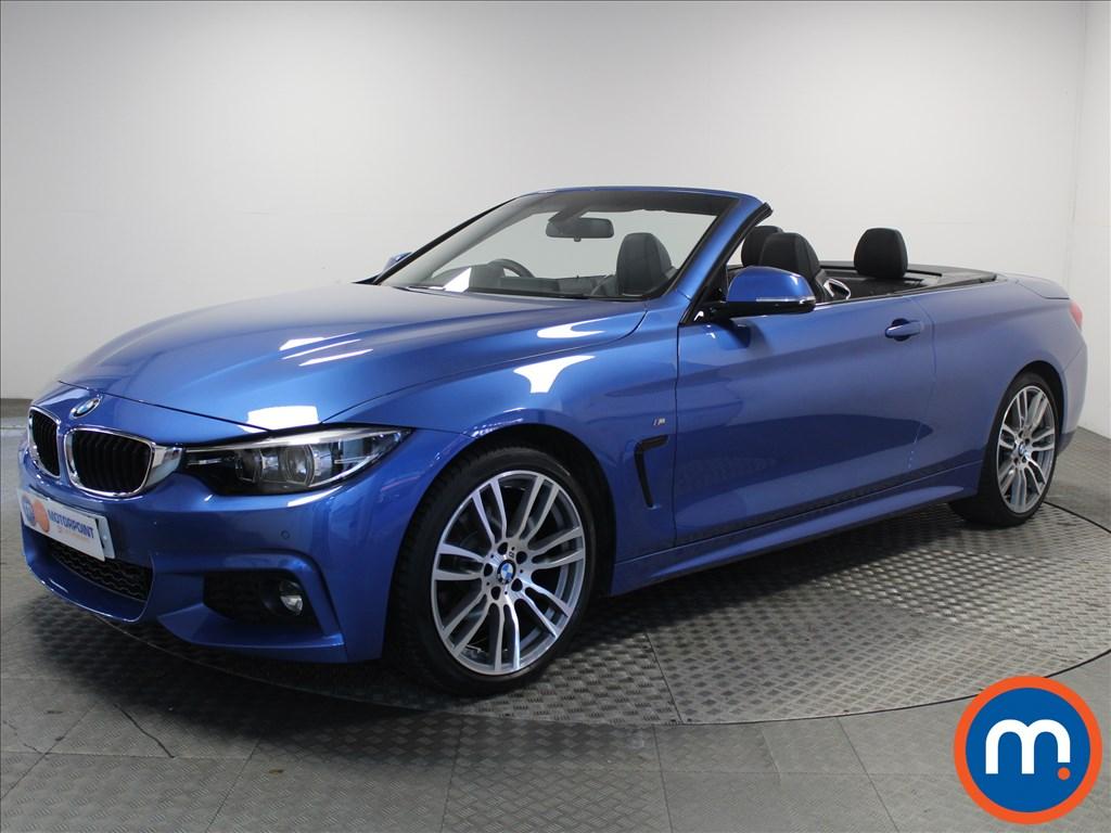 BMW 4 Series M Sport - Stock Number 1053487 Passenger side front corner