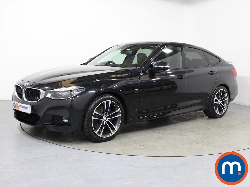 BMW 3 Series M Sport - Stock Number 1055225 Passenger side front corner