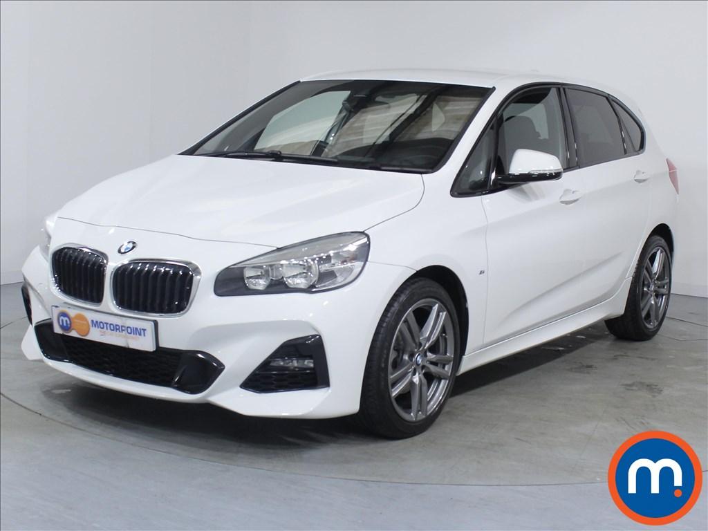 BMW 2 Series M Sport - Stock Number 1058575 Passenger side front corner