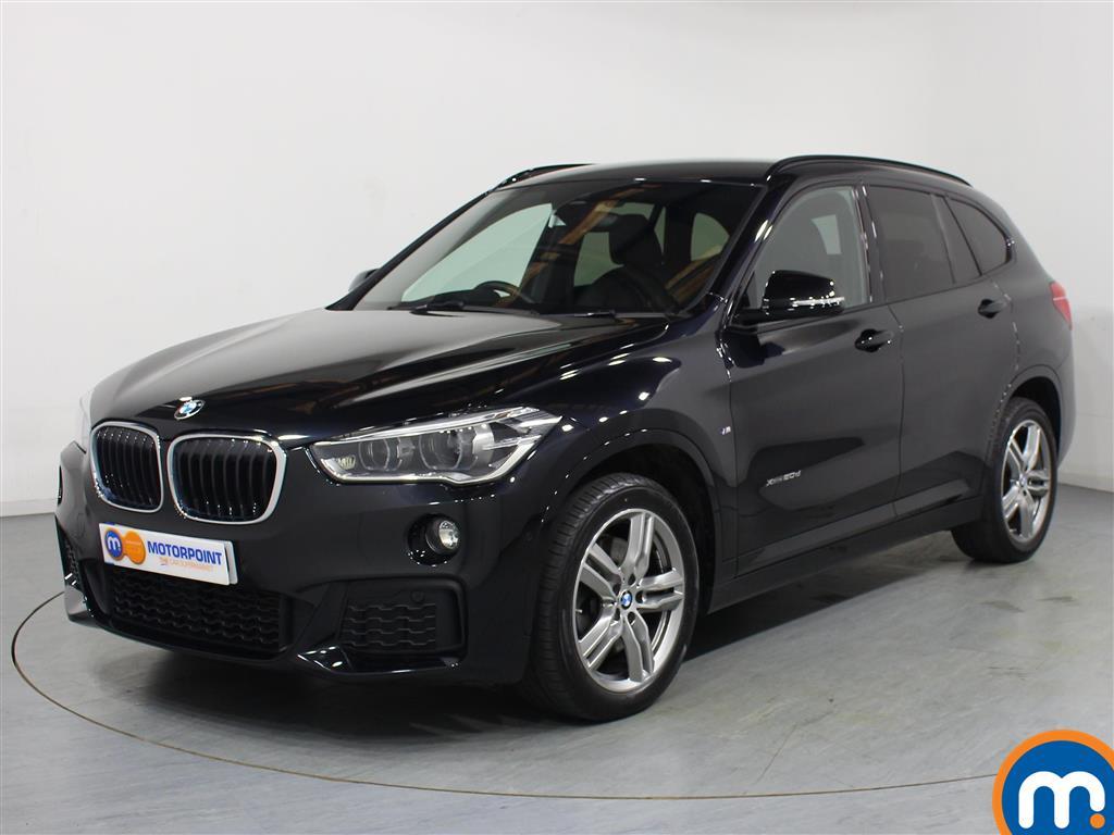 BMW X1 M Sport - Stock Number 1060247 Passenger side front corner