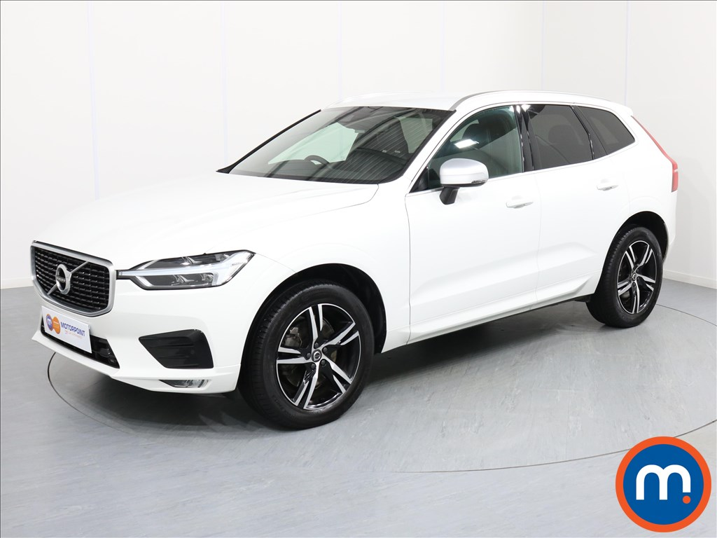 Volvo Xc60 R DESIGN - Stock Number 1061981 Passenger side front corner