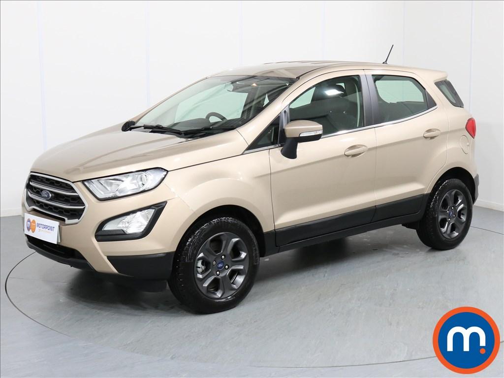 Ford Ecosport Zetec - Stock Number 1063038 Passenger side front corner