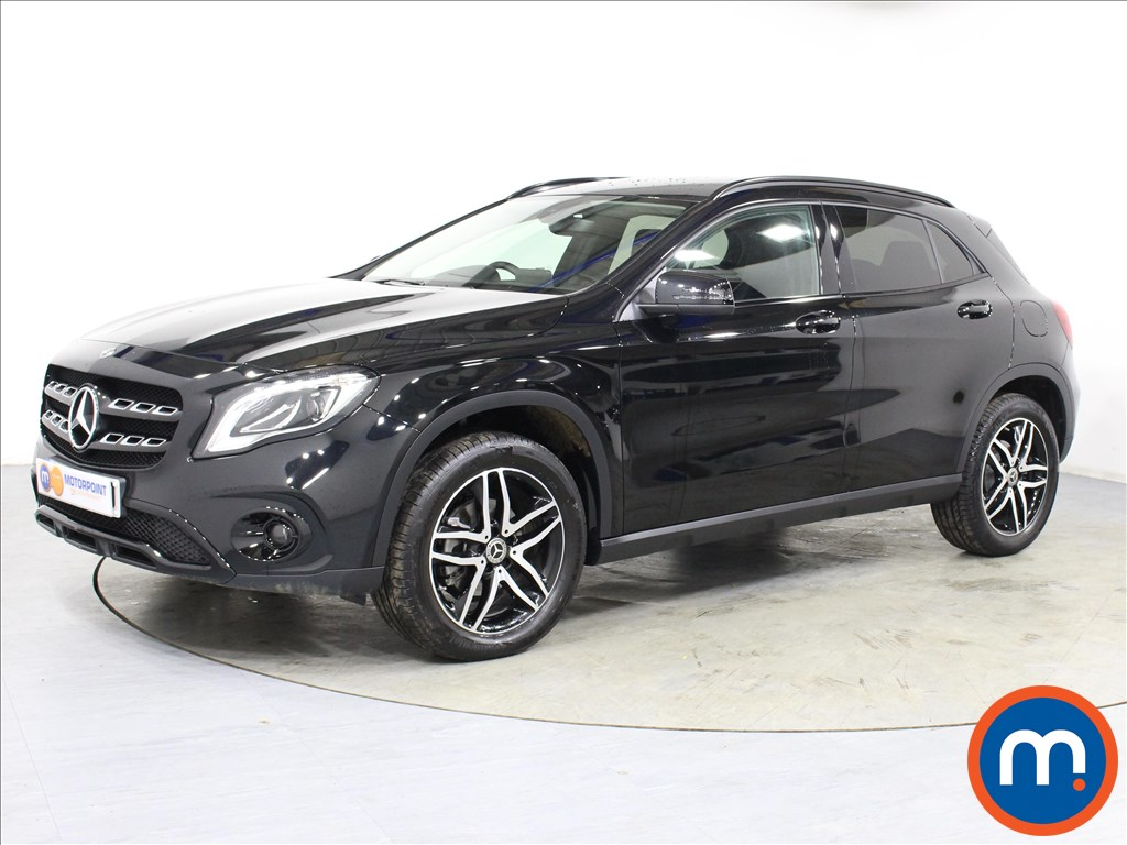 Mercedes-Benz Gla Class Urban Edition - Stock Number 1062015 Passenger side front corner