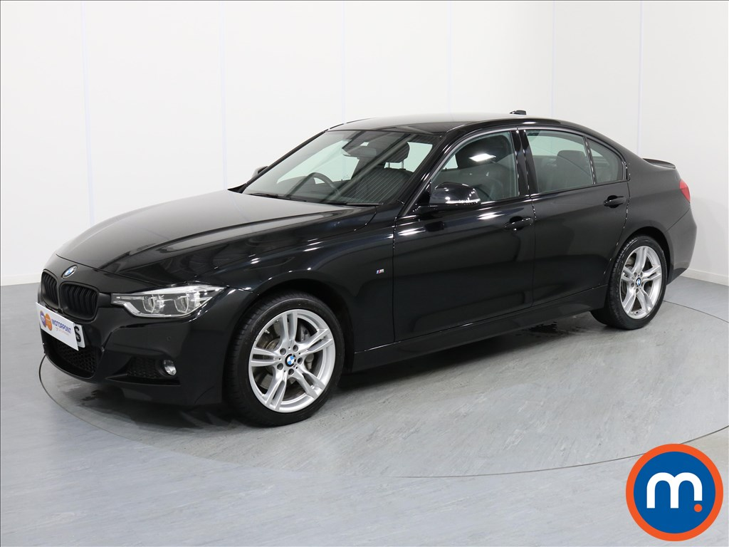 BMW 3 Series M Sport - Stock Number 1061352 Passenger side front corner