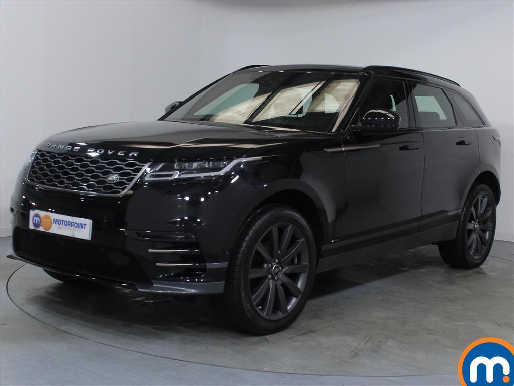 Land Rover Range Rover Velar R-Dynamic HSE - Stock Number 1061659 Passenger side front corner