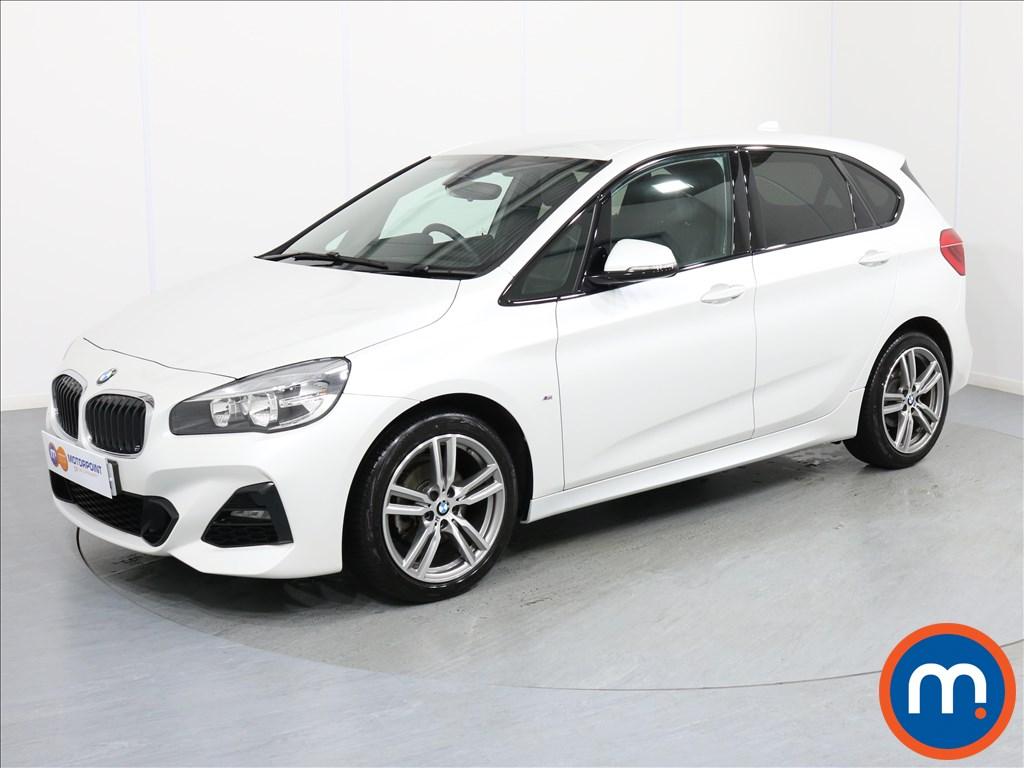 BMW 2 Series M Sport - Stock Number 1061351 Passenger side front corner