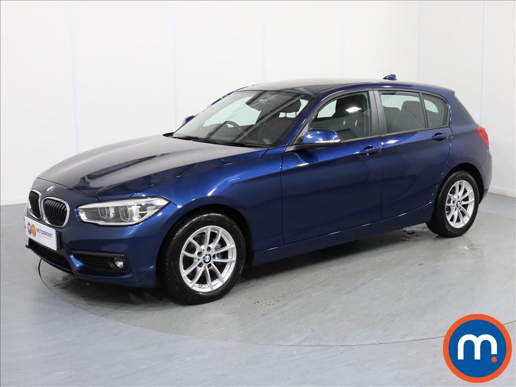 BMW 1 Series SE Business - Stock Number 1048180 Passenger side front corner