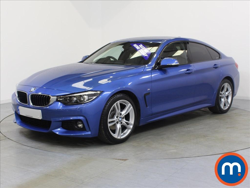 BMW 4 Series M Sport - Stock Number 1057960 Passenger side front corner