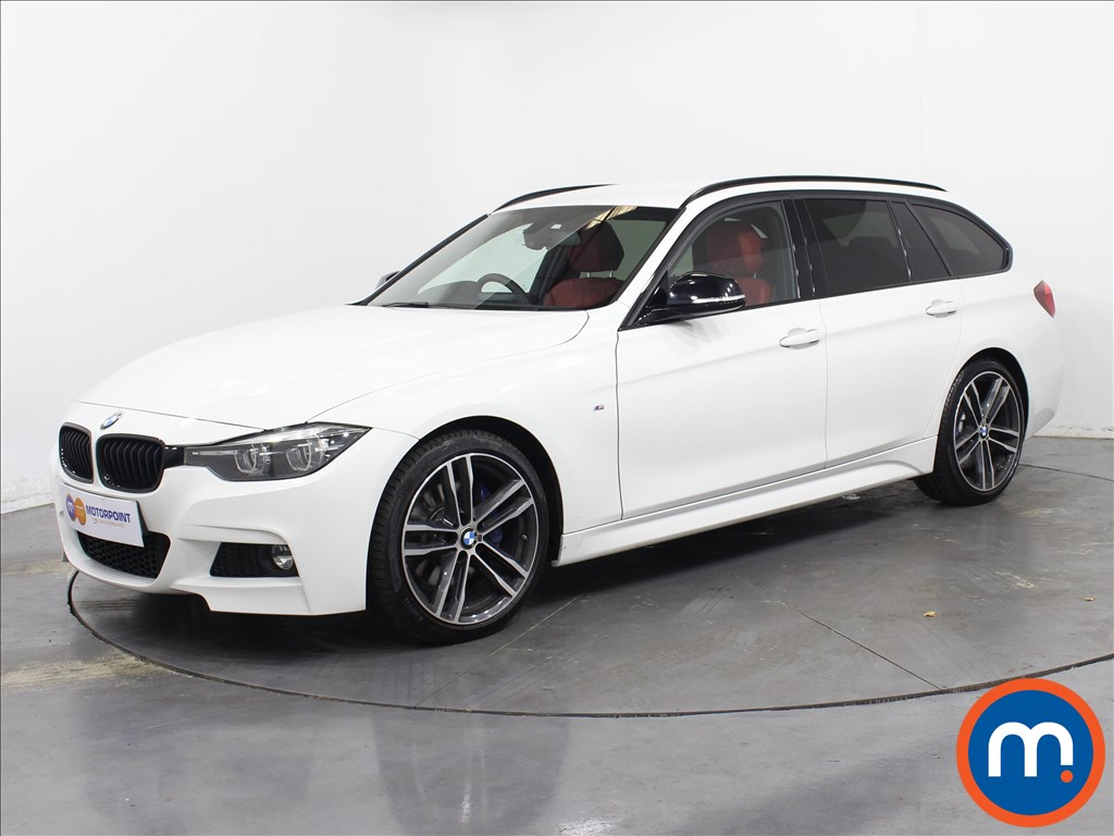 BMW 3 Series M Sport Shadow Edition - Stock Number 1057885 Passenger side front corner