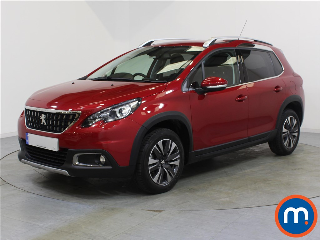 Peugeot 2008 Allure - Stock Number 1060443 Passenger side front corner