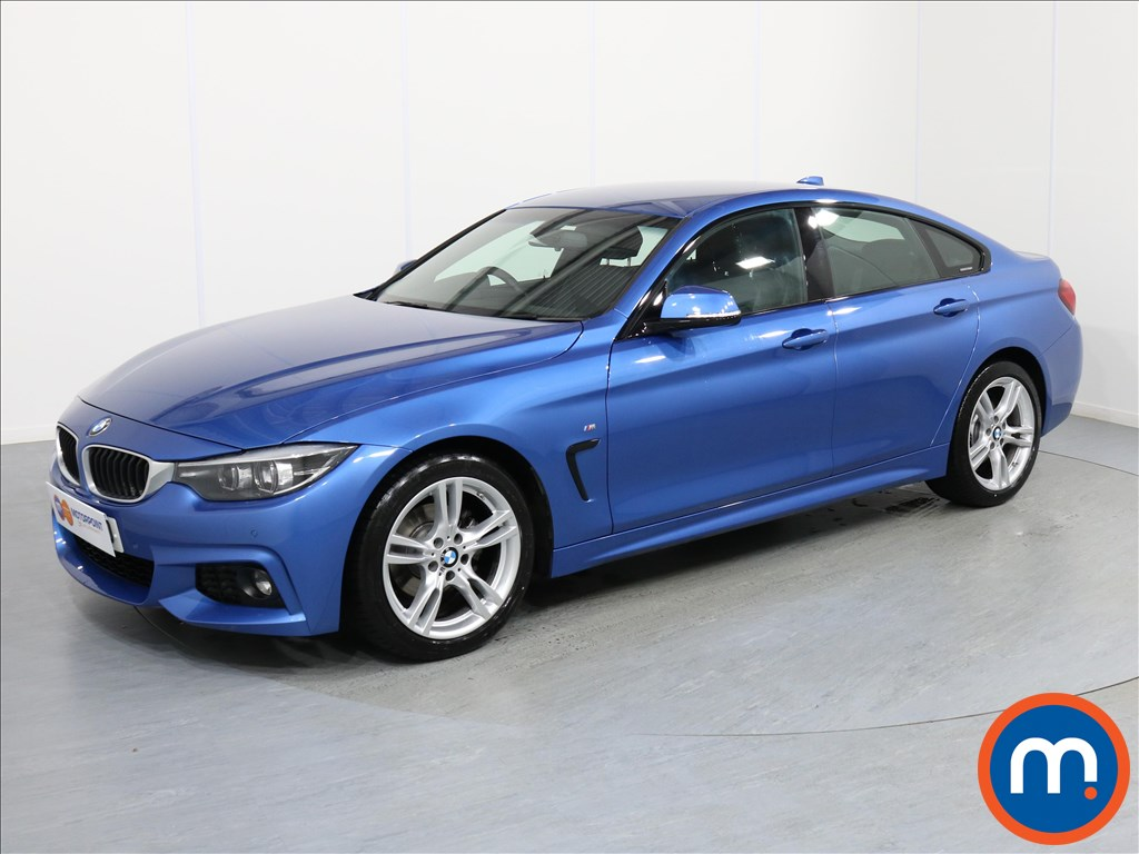 BMW 4 Series M Sport - Stock Number 1059572 Passenger side front corner