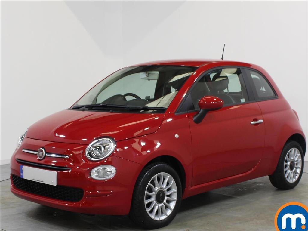 Fiat 500 Pop Star - Stock Number 1062186 Passenger side front corner