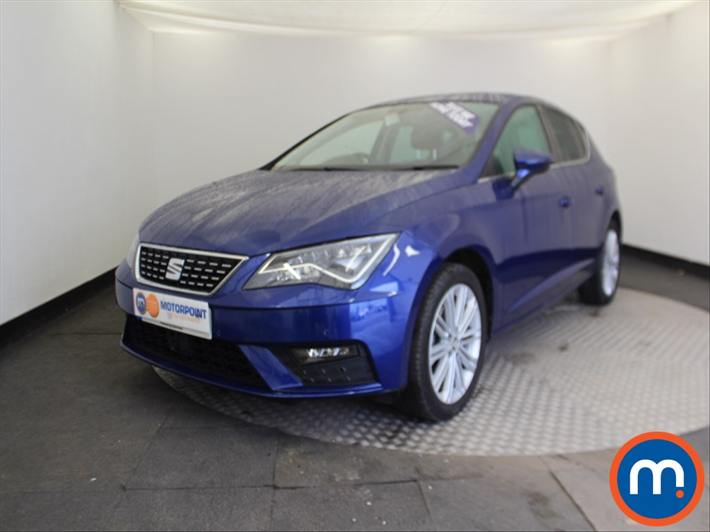Seat Leon Xcellence Technology - Stock Number 1061343 Passenger side front corner