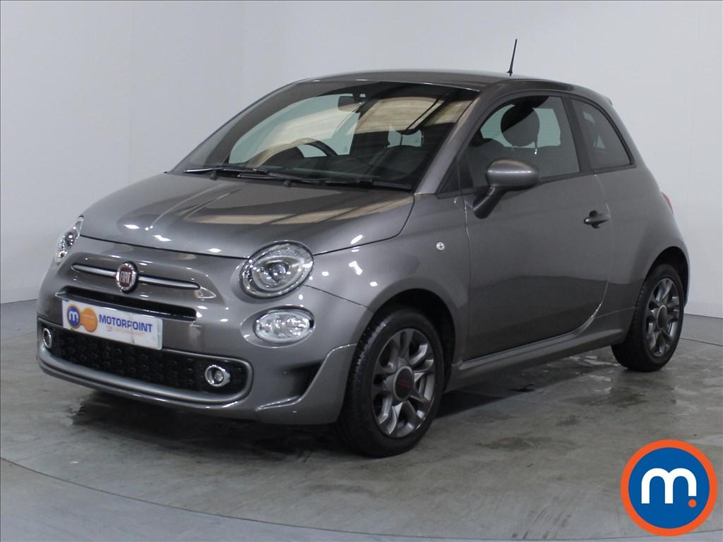 Fiat 500 S - Stock Number 1060781 Passenger side front corner