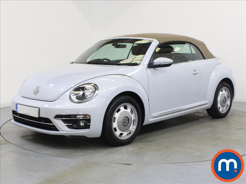 Volkswagen Beetle Design - Stock Number 1060106 Passenger side front corner