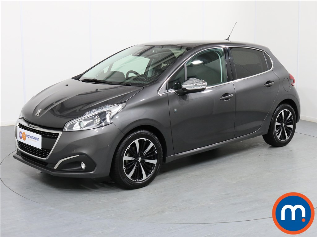 Peugeot 208 Tech Edition - Stock Number 1060453 Passenger side front corner